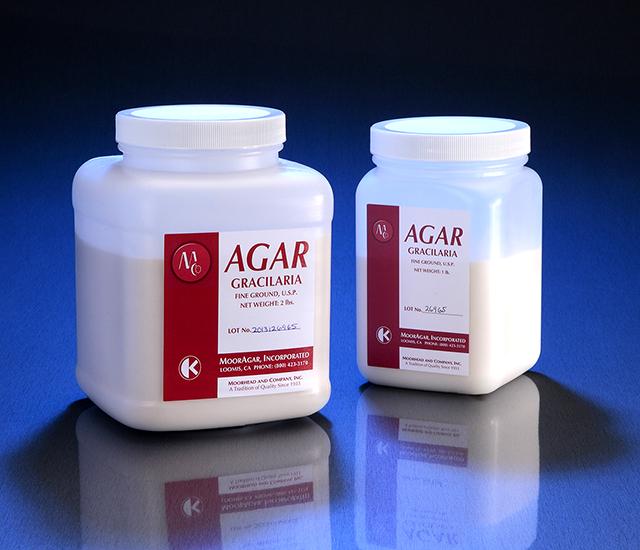 MoorAgar Inc Gracilaria Products